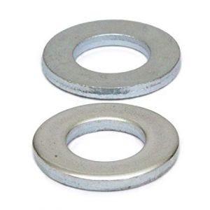 Rondelles métriques acier
