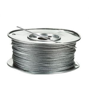 Câbles, cordes, ficelles, broches
