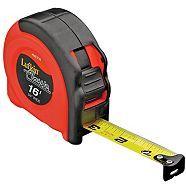 Rubans à mesurer